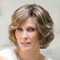 Mid-length Natural Wig - Brillance - Deluxe******