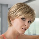 Short Natural Wig - Silk - Deluxe******