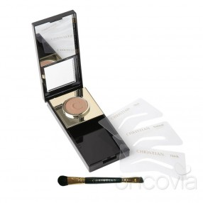 Kit maquillage pour sourcils Taupe Christian Cosmetics