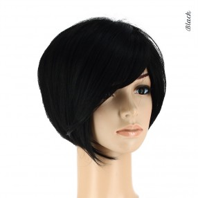 Short Wig - Vicky - Mono-Parting***