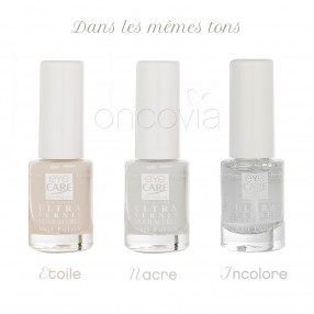 Eye Care Ultra Vernis Silicium Urée Nacre