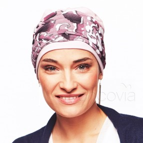 Roma Chemo Cap - Pink Lady