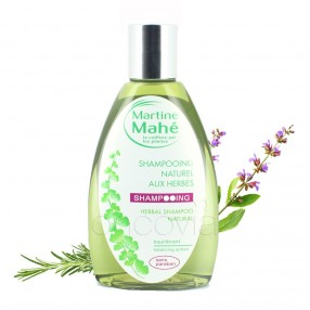 Martine Mahé Shampoing Naturel aux herbes - 200ml