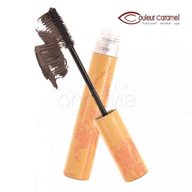Mascara Naturel Bio Volumateur - Brun n°73