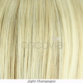 Langhaarperücke Lace Front Teil-Monofilament ** Cosmo Angel