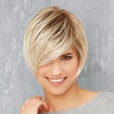 Short Wig Lace Front - Cosmo Chic - Monofilament****