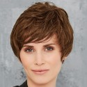 Short Wig - Cosmo Light - Mono-Parting***