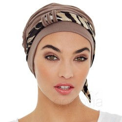 Bonnet New Lucia Taupe