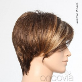 Perruque courte Power Look Semi-monofilament***