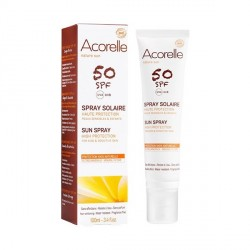 SPF50+ Face & Body Sunscreen Spray - Acorelle