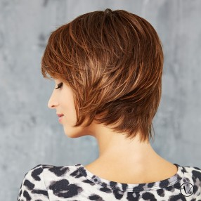 Damen Perücke Teil-Monofilament ** Cosmo Club Hair B