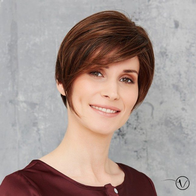 Short Wig Lace Front - Cosmo Jane - Mono-Parting***