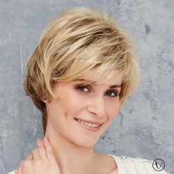 Short Wig - Cosmo Liberty - Mono-Crown**