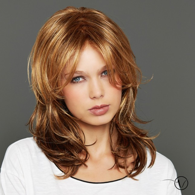 Long Wig Lace Front - Cosmo Glamour - Mono-Parting***
