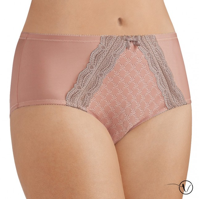 Amoena- Culotte Sandy Hipster - Rose/Taupe