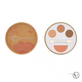 Couleur Caramel - Kit flash makeup n°35 Embruns