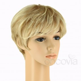 Short Wig Lace Front - Carol - Monofilament****