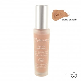 Hydra Jeunesse Fluid Foundation N°25 Ash Blond