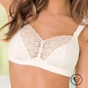 Anita - Havanna Wire-free Mastectomy Bra - Crystal