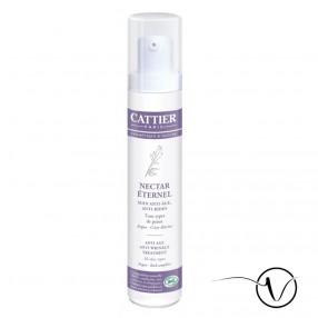 Cattier Soin anti-rides Nectar éternel BIO - 50 ml