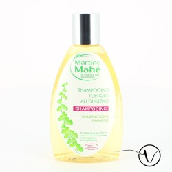 Martine Mahé Shampoing tonique au Ginseng - 200ml