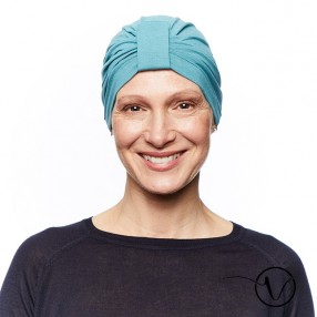 Adela Cocooning Chemo Cap - Green