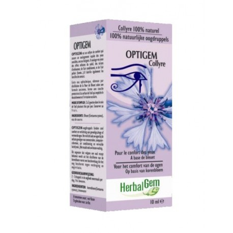 Collyre de confort Optigem - 10 ml