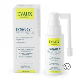 Evomucy Spray buccal - Soin pour les aphtes