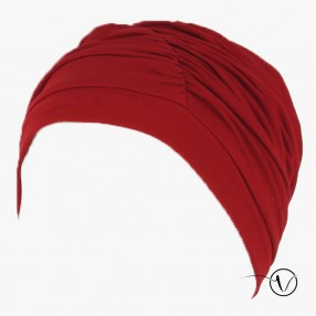 Fanny Bamboo Chemo Cap - Red