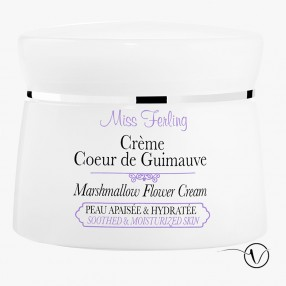 Marshmallow Blumen Creme - Miss Ferling