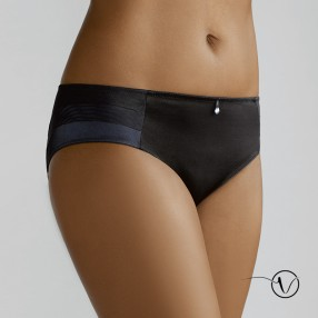 Leticia Brief - Dark Blue