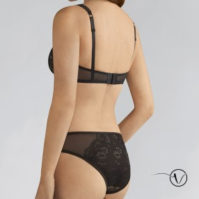 Lace Brief Melody - Black - Amoena
