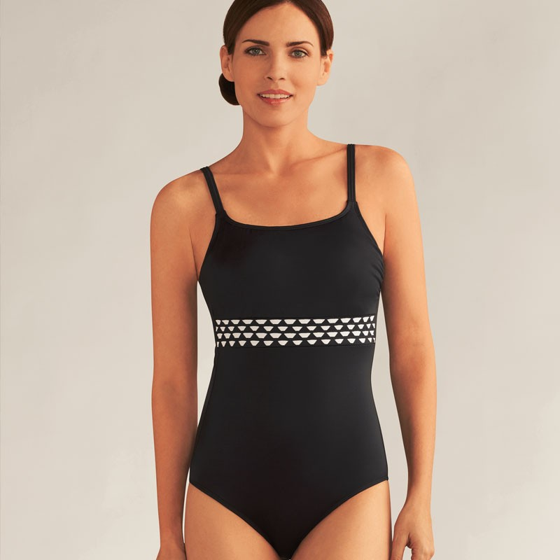 5534b9a165d ... One-piece mastectomy swimsuit Cocos – Amoena ...