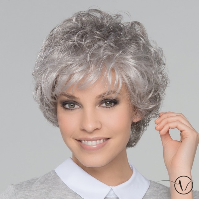 Short Wig Lace Front - City - Wefted*