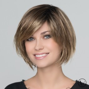 Mid-length Wig - Fresh - Mono-parting***