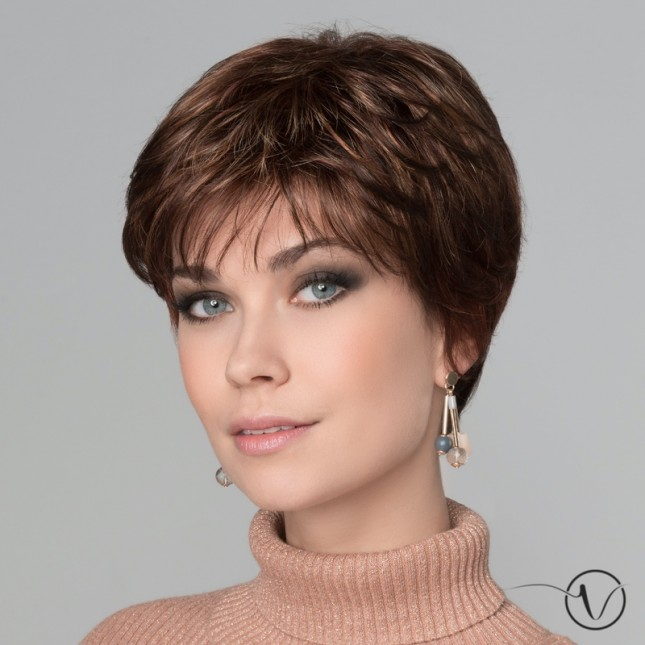 Short Wig Lace Front - Gold - Wefted*