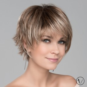 Short Wig - Sky - Mono-crown**