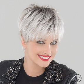 Short Wig Lace Front Swing - Monofilament****