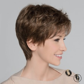 Short Wig - Take - Mono-crown**