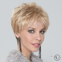 Short Wig Lace Front - Risk - Mono-crown**