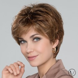 Short Wig Lace Front - City Large - Wefted*