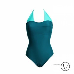 Swimsuit for breast prothesis Lamu Bandeau