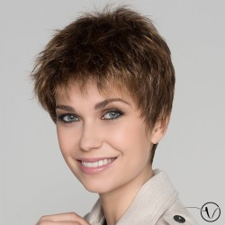 Short Wig Foxy Lace Front - Wefted* Ellen Wille