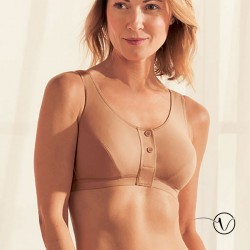 Isra Post-Surgery Bra for Breast form - skin colour - Anita