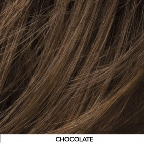 Perruque courte Keira Semi-monofilament **- Ginger Rooted