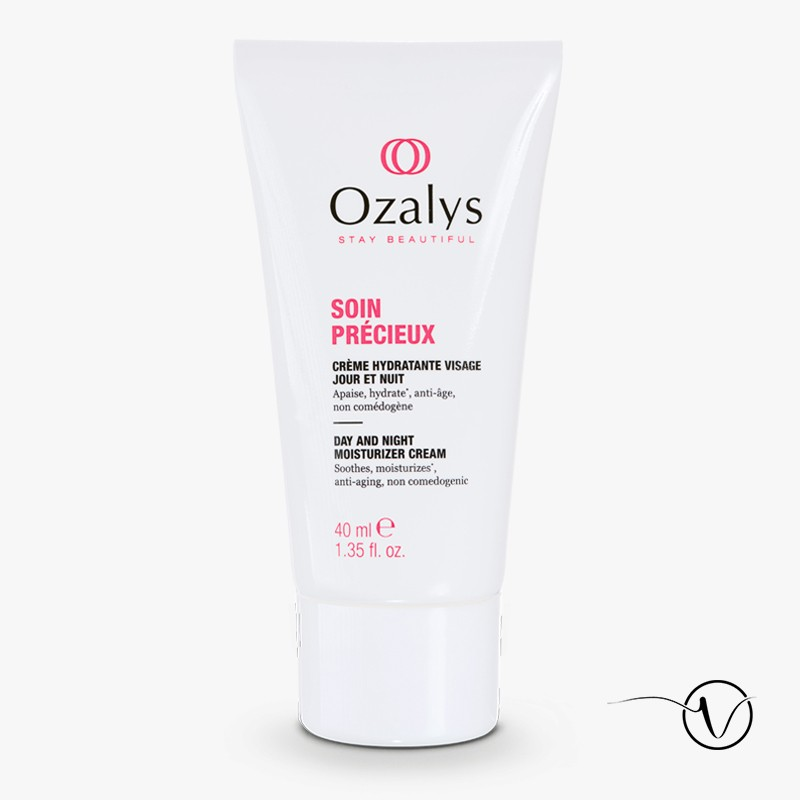 Hydrating Facial Cream day and night - Ozalys