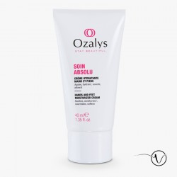 Hands and Feet moisturizer cream - Ozalys