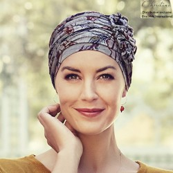 Lotus Bamboo Chemo Turban - Sherwood