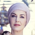 Knitted Cotton Chemo Cap - Nude