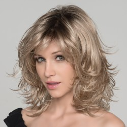 Short Wig - Seven Super - Mono-parting***